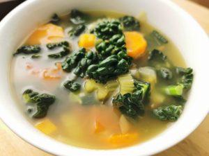 Vegetable Soup Broth