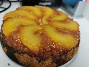 Coconut Pineapple Upsidedown Cake